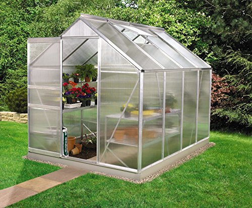 A-seeria kasvuhoone 1,95 m x 2,58 m = 5,03 m²