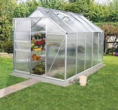 A-seeria kasvuhoone 1,95 m x 3,20 m = 6,24 m²