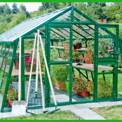 Kasvuhoone Limes Primus L-4,5 - 3,03m x 4,52m=13,7 m²