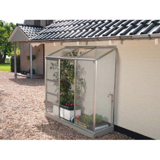 Seinaäärne kasvuhoone Vitavia Ida 1300 - 0,69m x 1,94m =1,3 m²