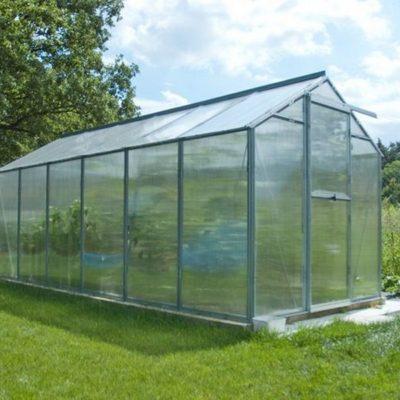 Kasvuhoone Limes Hobby H 4-6 - 1,97m x 4,51m=8,88 m²