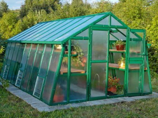 Kasvuhoone Limes Primus L-3 - 3,03m x 3,03m=9,18 m²