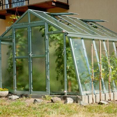 Kasvuhoone Limes Variant L-3 - 3,03m x 3,03m=9,18 m²
