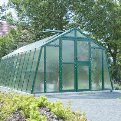 Kasvuhoone Limes Primus L-6 - 3,03m x 6,01m=18,21 m²